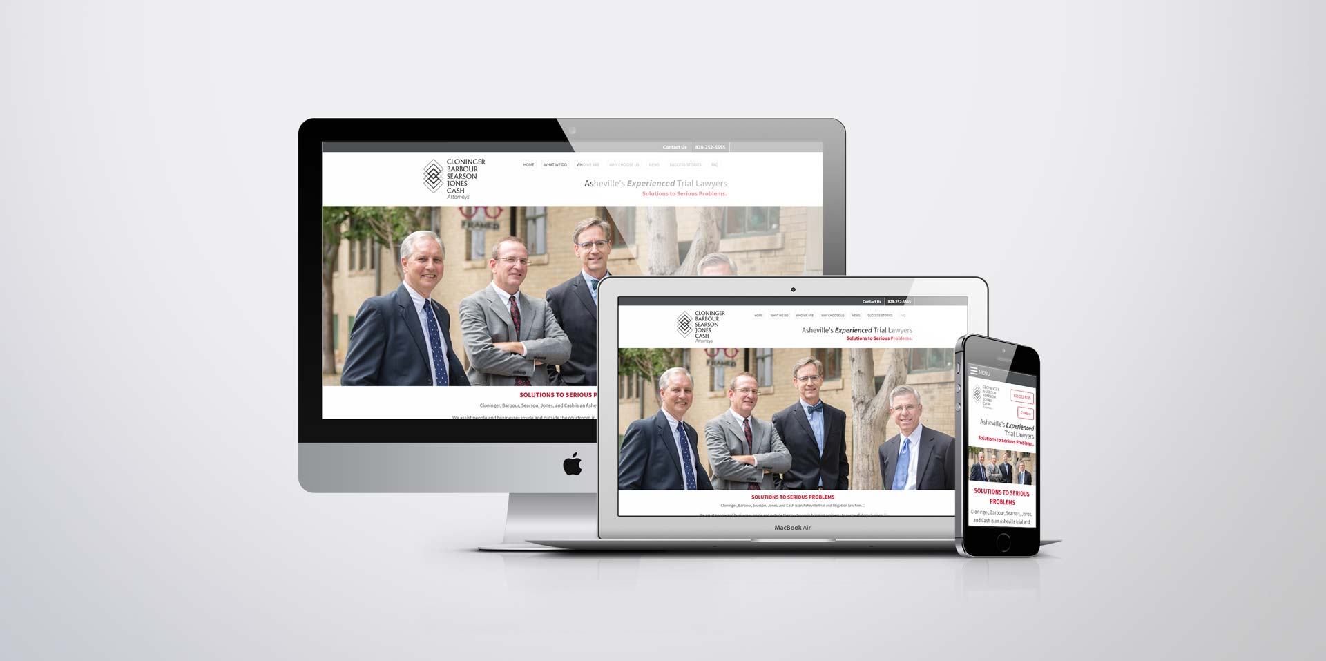 asheville lawyers website
