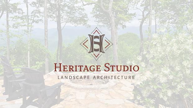 Heritage Studio rebrand project