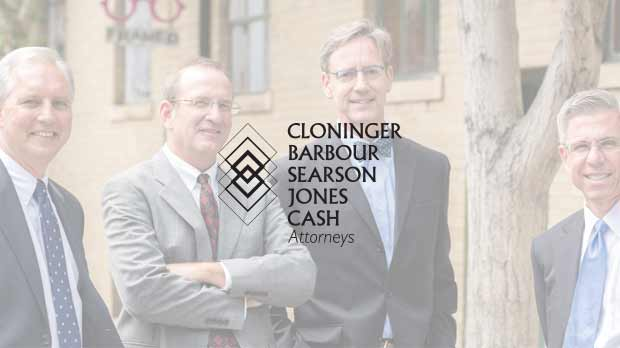 Cloninger, Barbour, Searson, Jones & Cash Attorneys