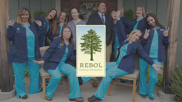 rebol dentist website