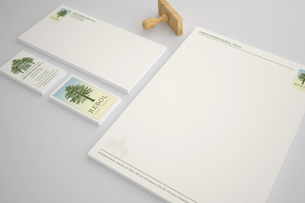 dental office letterhead