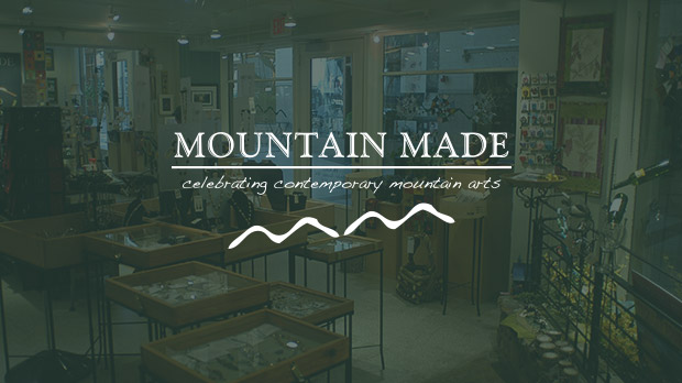 Mountain Made gallery website